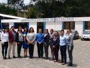 "Asistencia a Reunión:  Workshop and third Meeting  ""Method Validation and certification results"""